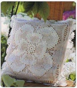 Crochet hogar patrones