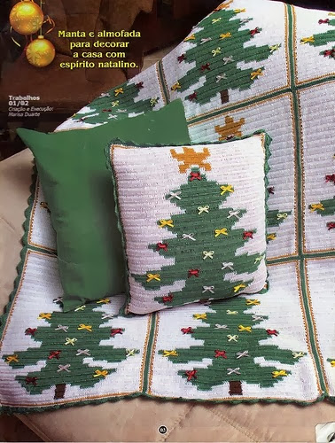 Crochet navidad patrones