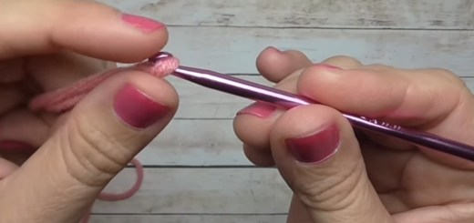 Como elegir las agujas para tejer