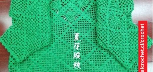 Blusa Verde Sencilla
