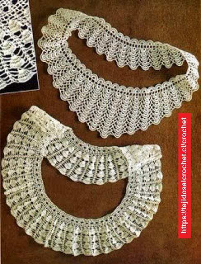 Collares de Crochet