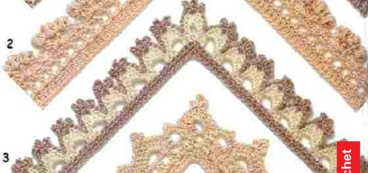 Orillas Multiuso Crochet