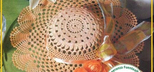 Adornos al crochet