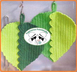 Tejido crochet patrones