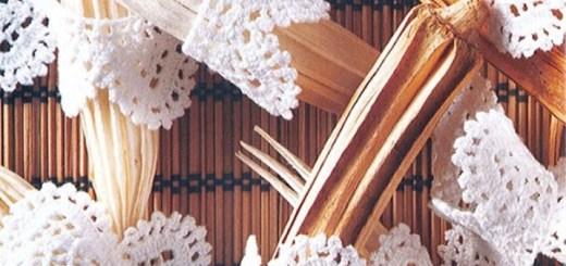 Puntillas de crochet