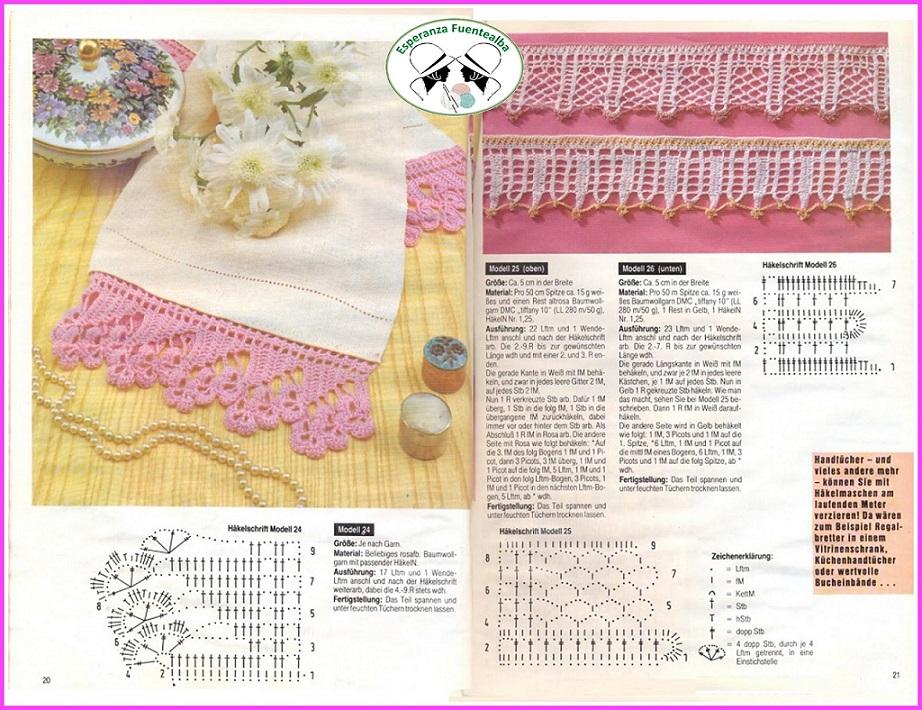 Puntillas de crochet1