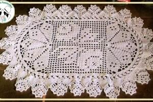 Carpetas a crochet