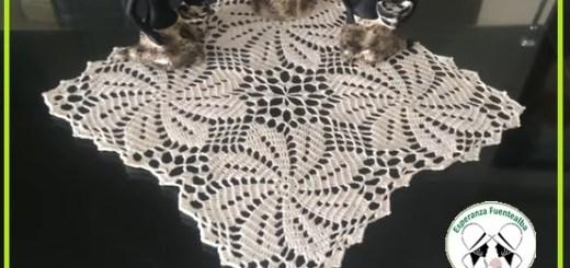 Como tejer ganchillo