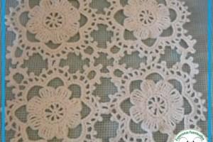 Puntos de tejido crochet