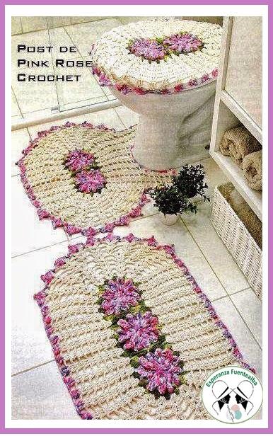 Crochet adornos