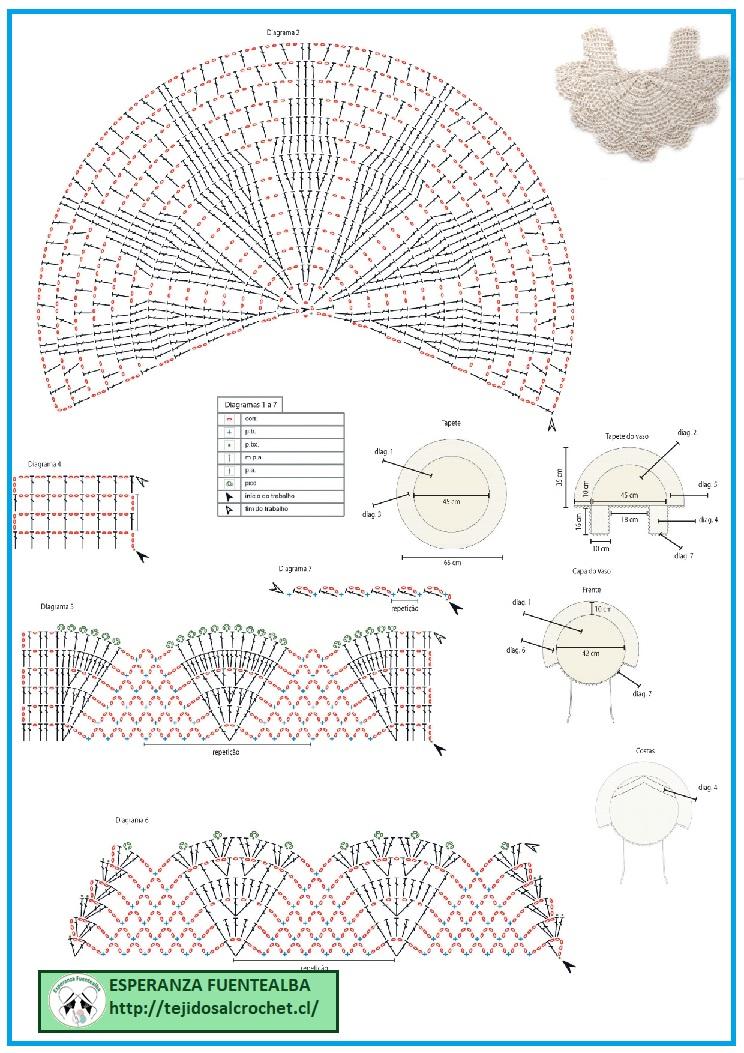 Ganchillo patrones2