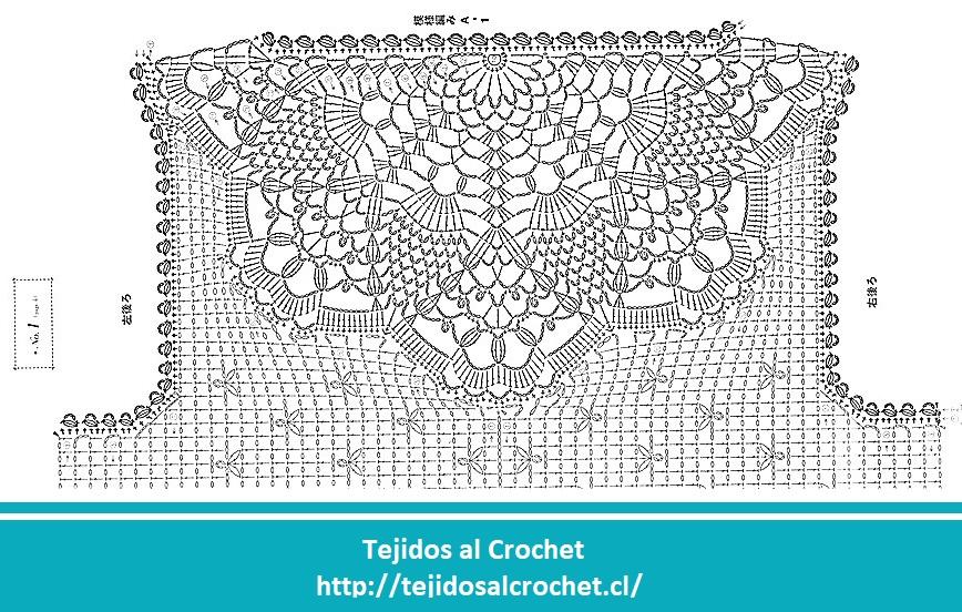 Adorno de Cuello de Crochet Patron1
