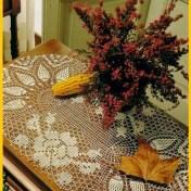Como tejer carpetas paso a paso