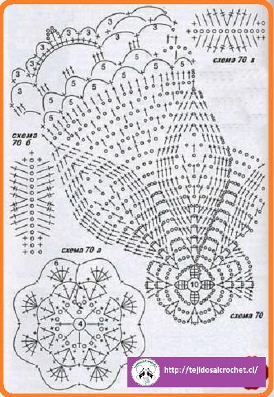Patrones para gorros tejidos1