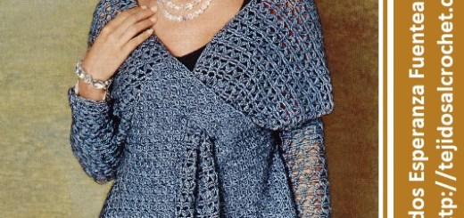 Patrones para hacer crochet