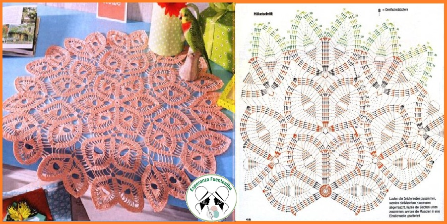 Trabajos de ganchillo o crochet4