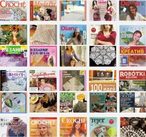 30 revistas de regalo