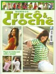 Descargar revistas crochet gratis español. 25 diseños moda Crochet