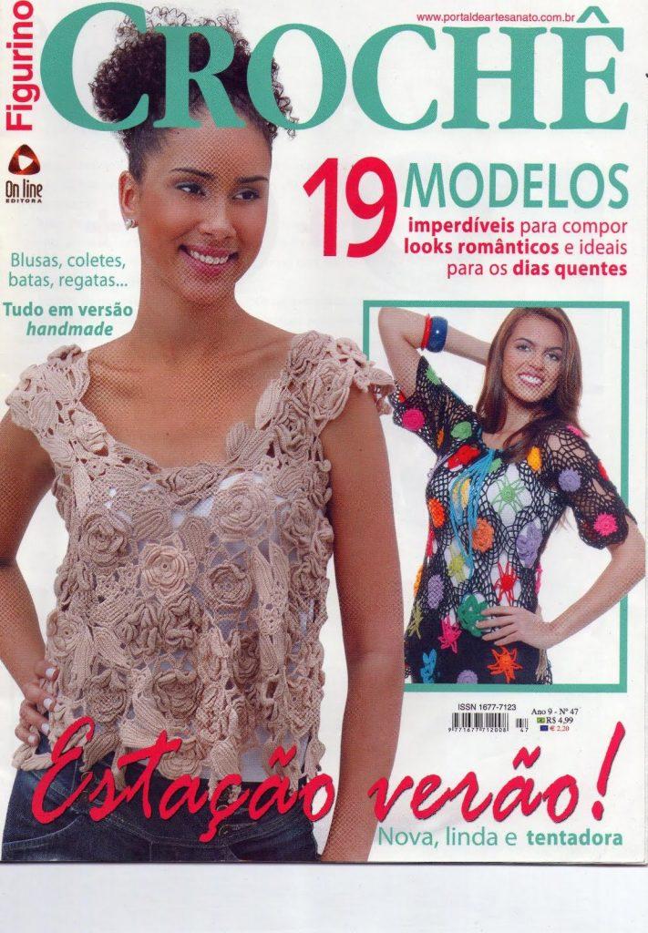 Revista Moda en Crochet