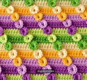 Puntos crochet. Un punto extraordinario para cualquier tipo de prenda