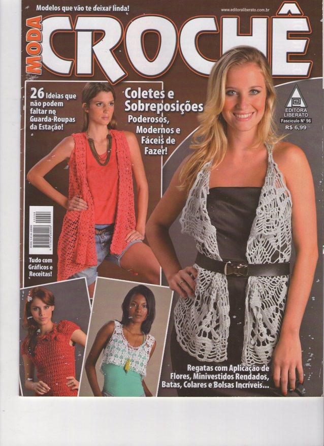Revistas de crochet gratis en español para descargar