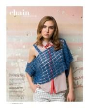 Revistas para tejer a crochet. Una revista espectacular con 132 modelos