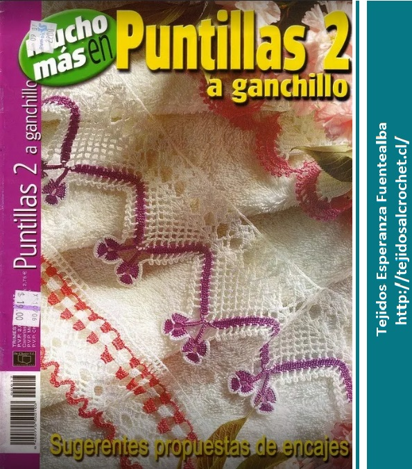Revistas de patrones gratis