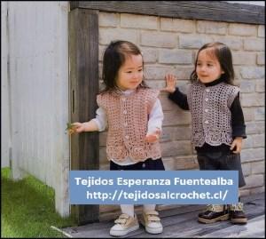 Tejidos para niñas pequeñas