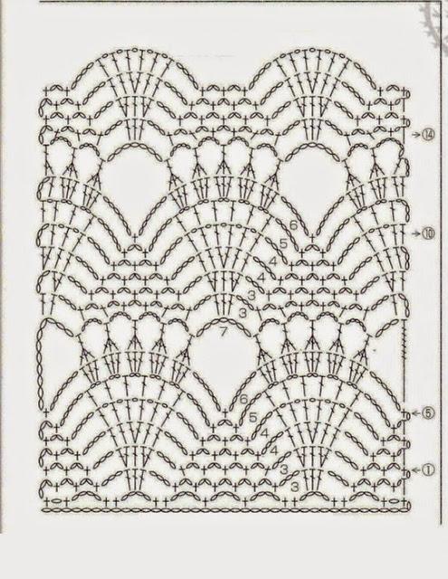 Blusa Crochet hombro descubierto1