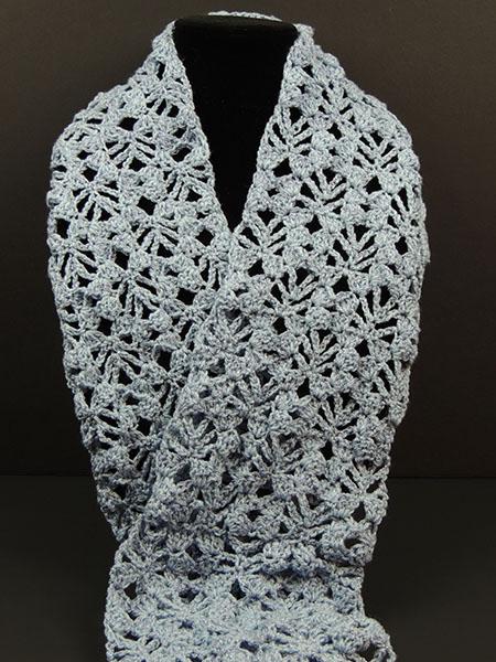 a un precio razonable comprar barato nueva apariencia Crochet Bufanda Infinita 6 - Tejiendo de Corazon