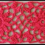Crochet : Cuadrado # 3