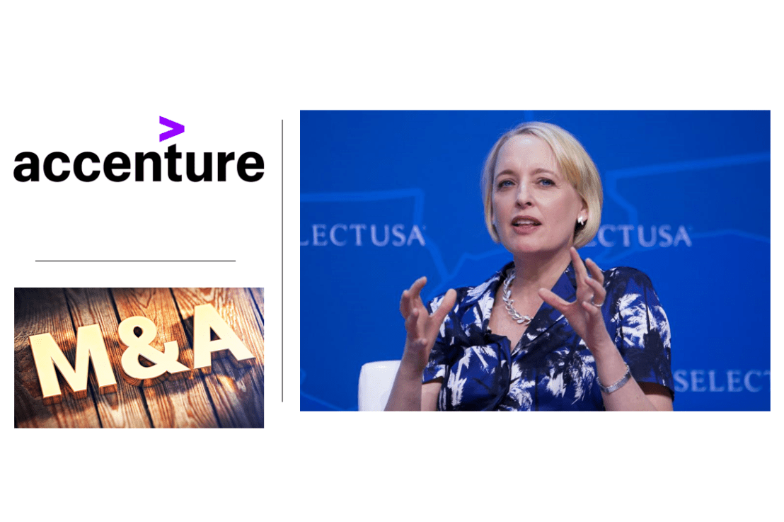 "Accenture Is Preparing to Double-Down on M&A. We Share Our Ideas for Likely Target Areas.<span class=""badge-status"" style=""background:red"">Premium</span>"