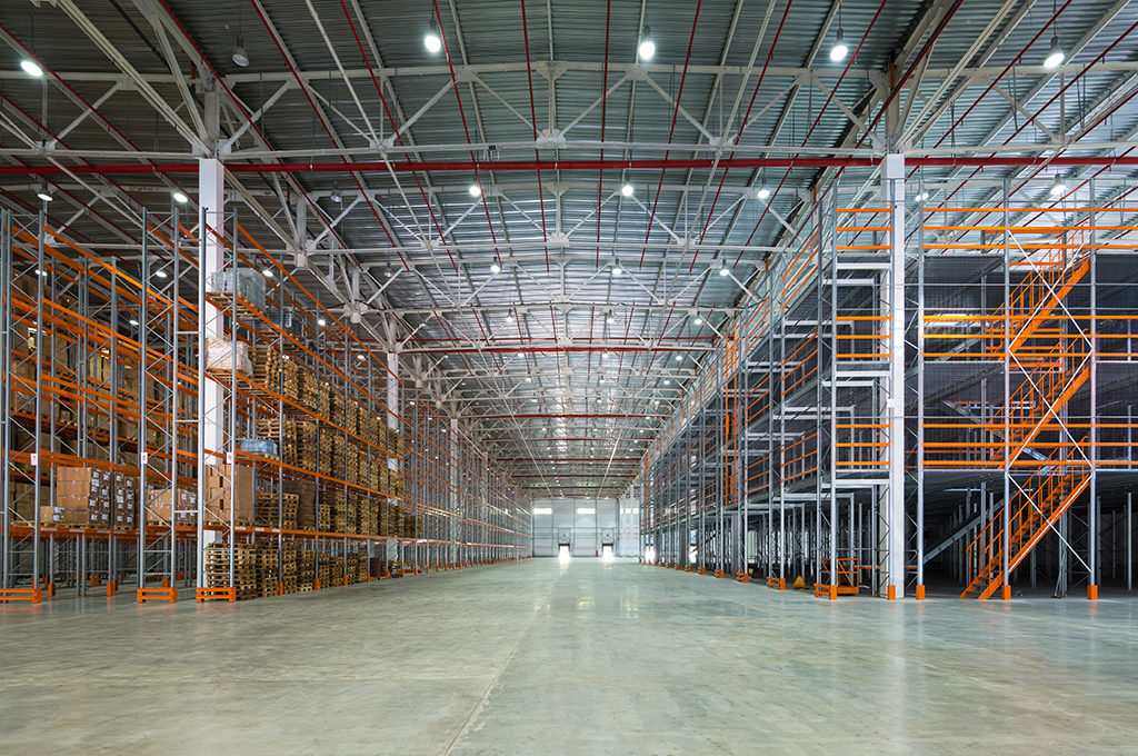 E-Commerce Continues to Drive Demand for Industrial Space