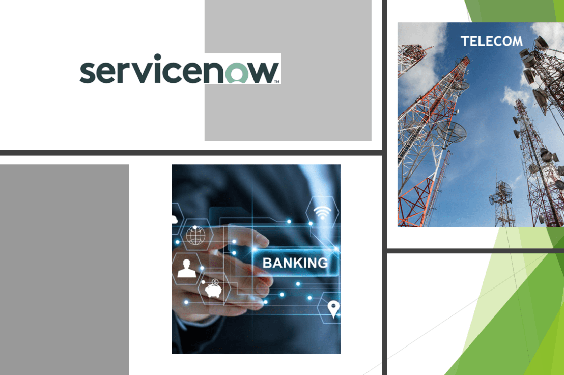ServiceNow to Go Vertical