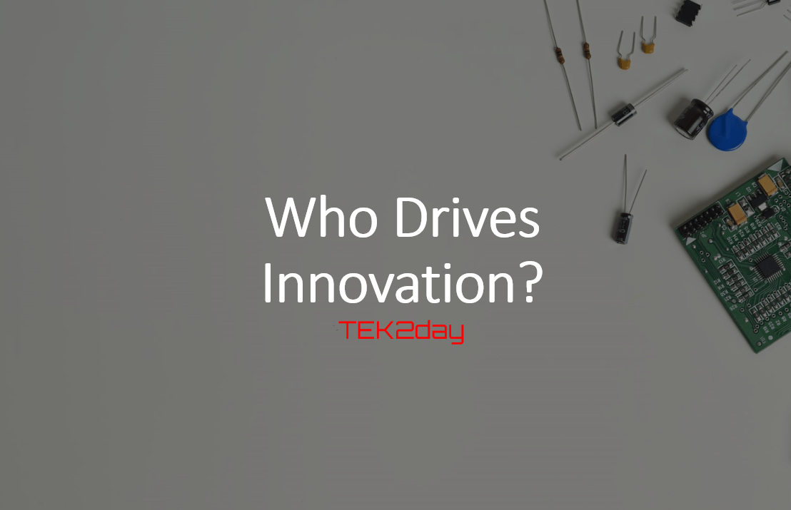 Innovation Does Not Happen In The C-Suite