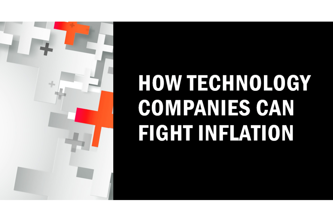 How Technology Companies Can Fight Inflation