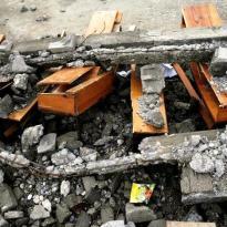 smashed-desk