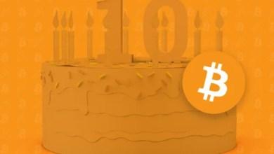 Photo of الذكرى العاشرة لعيد ميلاد البتكوين BTC