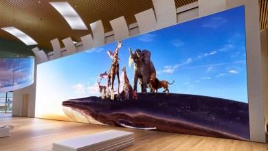 Photo of سوني تكشف عن شاشة Crystal LED عملاقة بدقة 16K