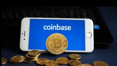 coinbase - تقني نت منصات تداول عملات رقمية