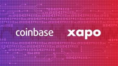 استحواذ coinbase على xapo - تقني نت العملات الرقمية