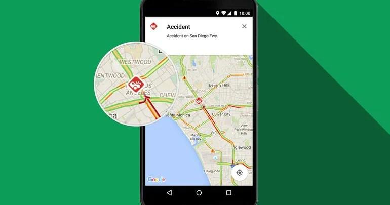 خاصية Live View من خرائط جوجل Maps للهواتف الذكية - تقني نت تكنولوجيا
