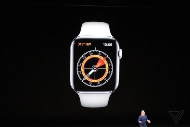 صورة ساعة أبل Apple Watch Series 5