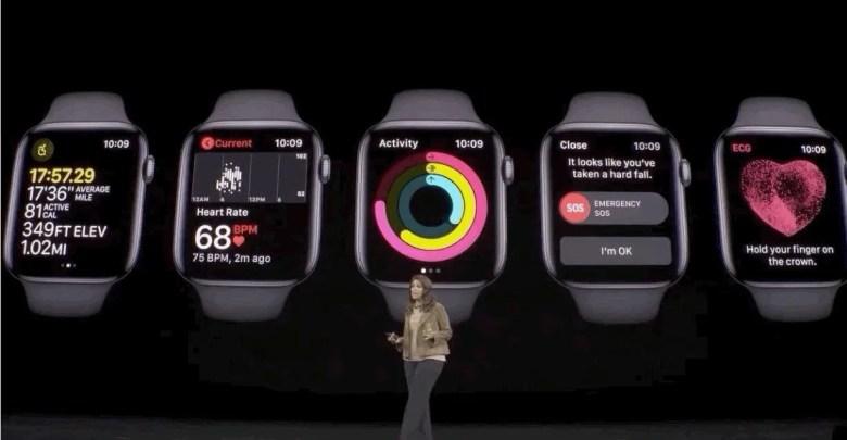 مميزات ساعة أبل Apple Watch Series 5