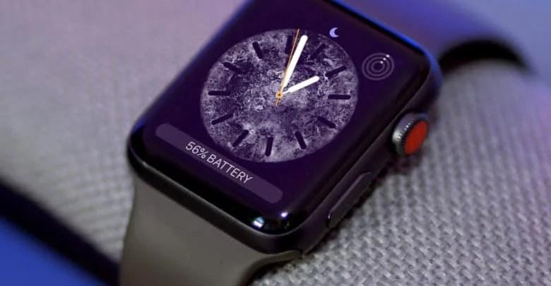 تحديث ساعة Apple يمكنها من مراقبتك حتى في نومك - تقني نت