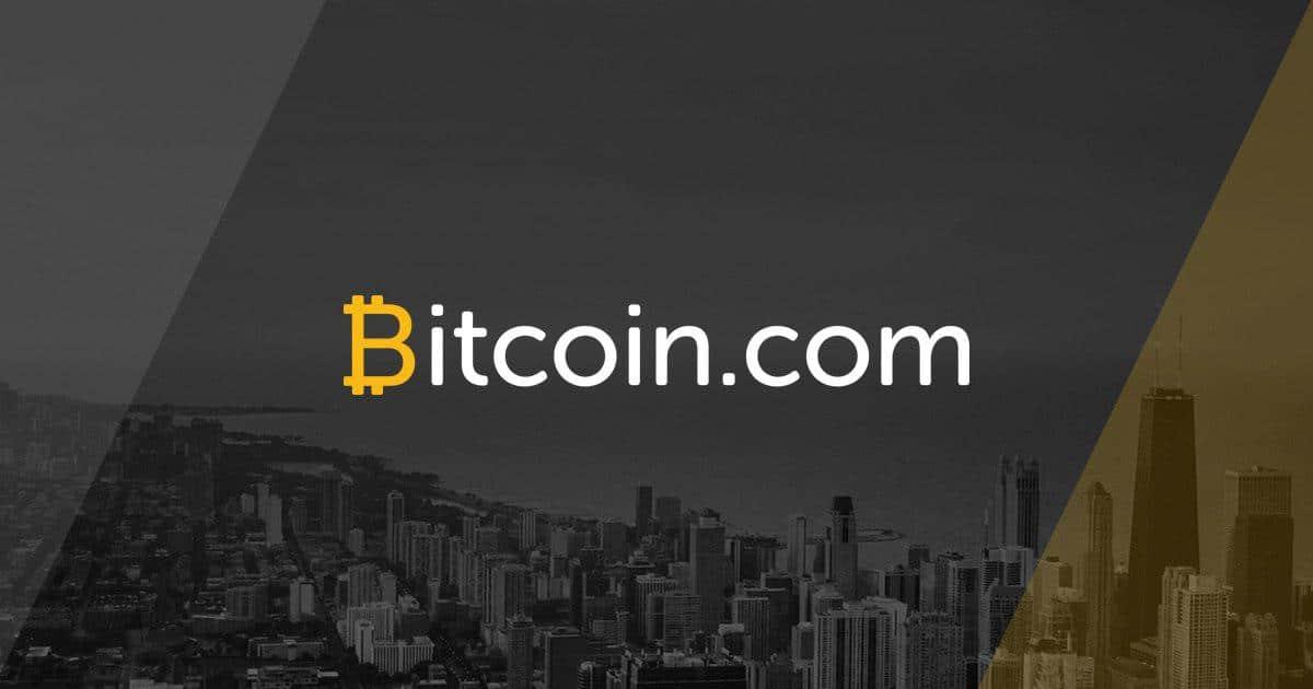 بدأ تداول العملات الرقمية على منصة Bitcoin.Com- تقني نت العملات الرقمية
