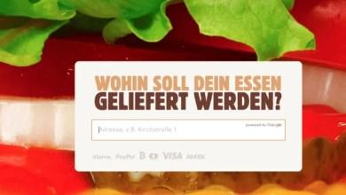 Photo of موقع برجر كنج يتيح لك الدفع في ألمانيا باستخدام البتكوين