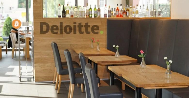 شركة ديلويت للتدقيق تسمح لموظفيها بدفع ثمن الغداء بالبتكوين - تقني نت العملات الرقمية
