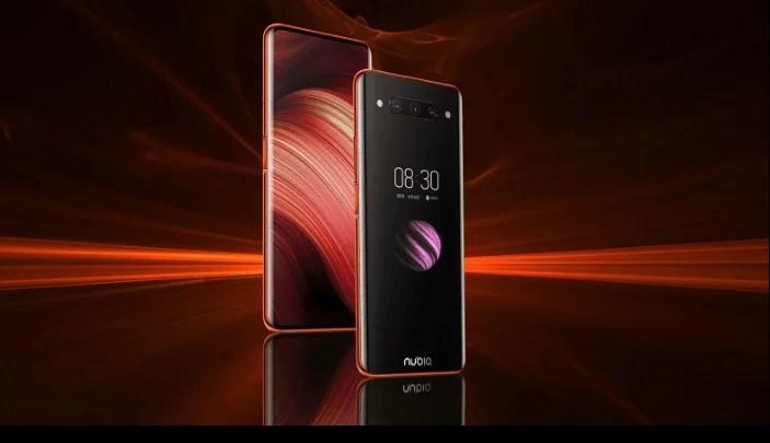 طرح هاتف Nubia Z20 الذكي باللون الأحمر بسعر 516 دولار - تقني نت تكنولوجيا