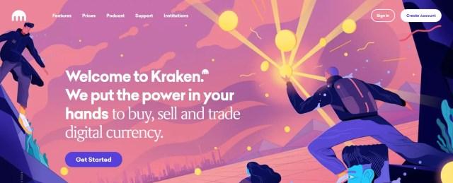 بالصور طريقة فتح حساب على منصة Kraken وأهم مميزاتها - تقني نت العملات الرقمية